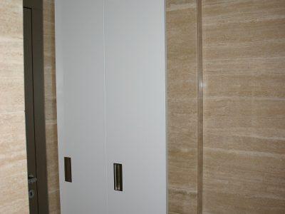 Armadio pannelli bagno